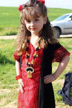 Cute Kurdish girl