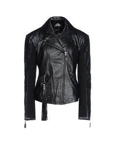 THE SWAY - Leather outerwear