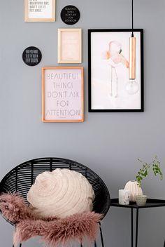 5 ideas para decorar con láminas de estilo Nórdico - Ideas y trucos decorativos | Olhom