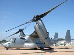 MV-22B Osprey 166480/MV-23 VMX-22 U.S.Marines/ USMC. RAF Fairford, Royal-International-Air-Tattoo/ RIAT, 15-07-2006