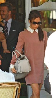 Victoria Beckham in REISS