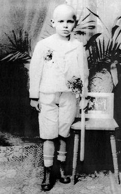 Foto na História: A primeira comunhão de João Paulo II