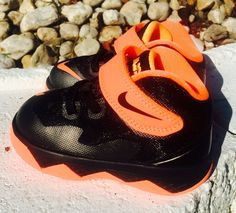 kid shoes  LeBron Nike Zoom Soldier VIII 8 (TD) Toddler Size 5C 653647 001 #Nike #Basketball