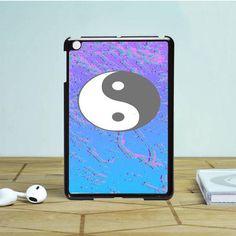 Vaporwave Yin Yang iPad Mini 2 Case Dewantary