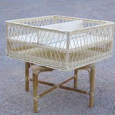 Nardi Claudio Vimini Bassinet, Furniture, Home Decor, Interior Design, Home Interior Design, Arredamento, Home Decoration, Decoration Home, Infant Bed