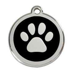 Red Dingo Hundemarke Selbst machen mit Nagel gel oder acryl