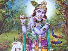 krisna hindoe goddes
