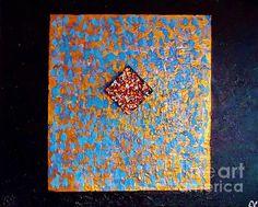 Title:    Abstract IIi    Artist:    Evgeniy Eugene Yermolenko  Medium:  Painting - Acrylic On Canvas  DIMENSIONS 30 X 24 IN
