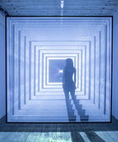 2m x 2,5m x 2,5m, Audiovisual installation by Noemi Schipfer & Takami Nakamoto, 2014. Installation presented by AXCESS ART at Fowler Arts Collective UPCOMING SHOWS : coming soon PAST SHOWS : 02 - 05.10.14 - ATHENS VIDEO ART...
