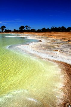 salt lake, western australia