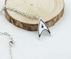 Star Trek Pendant Necklace