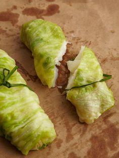 Lettuce Wrapped John Dory Recipe - JoyOfKosher.com
