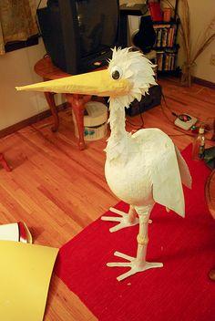 Stork-6 by Jackie Lehmann, via Flickr