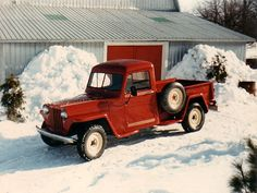 1948 Willys Truck.jpg (580×435)