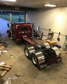 Custom Peterbilt, Peterbilt 379, Peterbilt Trucks, Ford Trucks, Show Trucks, Big Rig Trucks, Custom Big Rigs, Custom Trucks, Personal Helicopter