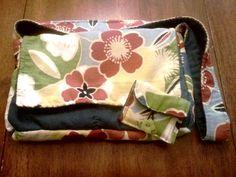 Flower messenger #HAF #HAFshop #handmade #bag $25.00