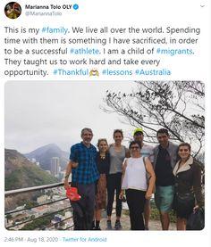 All Over The World, Athletes, Work Hard, Thankful, Social Media, Australia, Teaching, Travel, Viajes