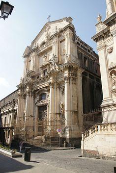 Catania, Sicily, Italy - San Benedetto #catania #sicilia #sicily