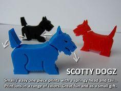 Scotty Dogz by muzz64 - Thingiverse http://3dprintmastermind.com/