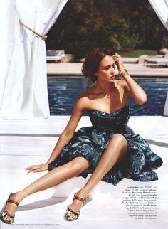 Jessica Alba - Harper's Bazaar Australia
