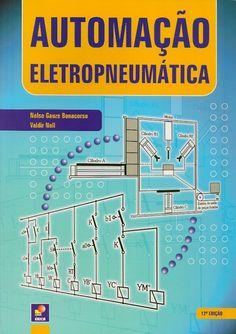 BONACORSO, Nelso Gauze; NOLL, Valdir. Automação eletropneumática. 12 ed. São Paulo: Érica, 2013. 160 p. Inclui bibliografia e índice; il. tab. quad.; 25cm. ISBN 9788571944251.  Palavras-chave: AUTOMACAO; CONTROLE PNEUMATICO; PNEUMATICA; ENERGIA ELETRICA.  CDU 621.5:621.3 / B697a / 12 ed. / 2013