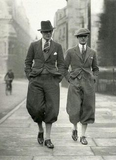 Oxford students 1920