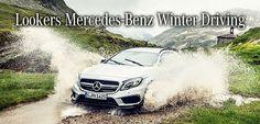 Mercedes winter ad