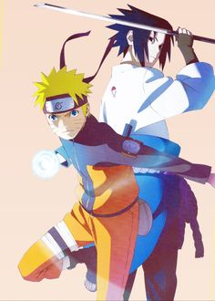 Naruto y sasuke Naruto Uzumaki, Naruto Anime, Naruto Sasuke Sakura, Naruto Shippuden Sasuke, Naruto Art, Manga Anime, Sasunaru, Narusasu, Film Naruto