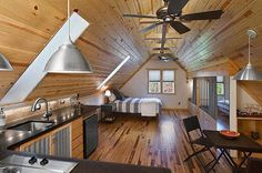 Inspiration - attic idea