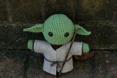 Lil' Yoda!