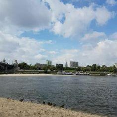 Beachday in Warsaw | #warsaw #fallInLoveWithWarsaw #Poland #beach #varsovie