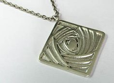 jewelery with silver clay