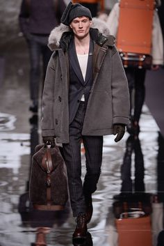 Louis Vuitton Fall 2013 Menswear - Collection - Gallery - Style.com