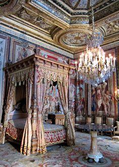 Patchwork estético — sofiazchoice: Chateau de Fontainebleau