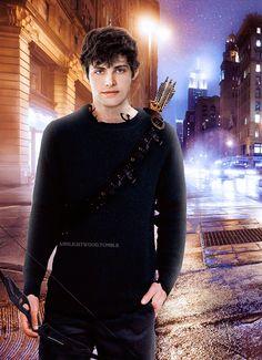 Matthew Daddario as Alec Lightwood #Shadowhunters