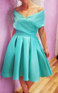swing party dress,short mini ball gowns,mint green homecoming  #Short Homecoming Dress #HomecomingDresses #Short PromDresses #Short CocktailDresses #HomecomingDresses