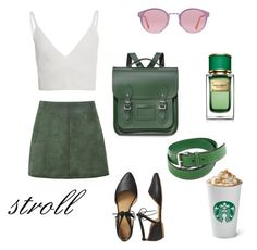 A fashion look from October 2017 featuring deep v neck shirt, zipper skirt and ankle wrap flats. Browse and shop related looks. Cambridge Satchel, Jil Sander, Gap, Shoe Bag, Polyvore, Stuff To Buy, Shopping, Clothes, Shoes