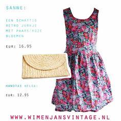 Geweldige lente collectie  Vintage kleding online  Www.wimenjansvintage.nl