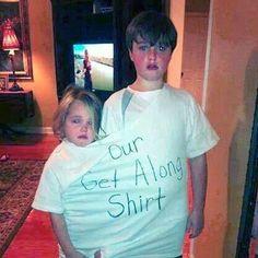 Get along shirt!