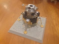 Revell 1/48 Apollo (Eagle Lander)