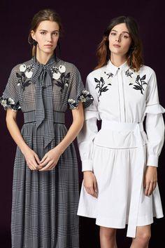 Sfilata Lela Rose New York - Pre-Collezioni Autunno-Inverno 2018-19 - Vogue