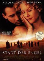 """STADT DER ENGEL  --  Inspiriert von dem modernen Klassiker """"Der Himmel Über Berlin"""" geht es um einen Engel, eine Ärztin und einen Fall von Liebe.  Wundervoll inszeniert und voller wunderbarer Weisheiten.  -  Und ja, ich mag """"Stadt der Engel"""" lieber als das Original von Wenders."""