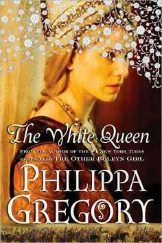 The White Queen by Philippa Gregory. An engaging historical fiction book about England's Queen consort Elizabeth Woodville. Jane Austen, Elizabeth Woodville, Philippa Gregory, The Other Boleyn Girl, Plantagenet, White Queen, Red Queen, Fantasy Books, Fantasy Movies