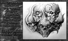 Tattoo World had artists on this seminar in 2011