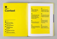 Content page