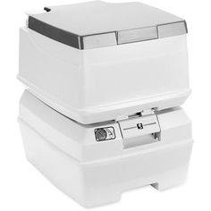 Buy 5 Gallon Portable Camping Toilet Outdoor Travel Hiking Potty Com At Online Store