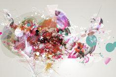 Astonishing generative paintings by Gwen Vanhee - Ego - AlterEgo Generative Kunst, Sacred Geometry Art, Flash Art, Art Of Living, Magazine Art, Medium Art, Prints For Sale, Art Google, Digital Illustration