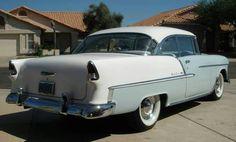 1955 Chevrolet Bel Air 6-Cylinder 2-Door Hardtop