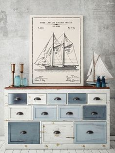 12 Free Nautical Wall Art Printables/Vintage Patent Art – The Navage Patch 12 kostenlose nautische Wandkunst Ausdrucke / Vintage Patent Art – The Navage Patch Nautical Wall Decor, Nautical Home, Coastal Decor, Nautical Interior, Nautical Bedroom Themes, Diy Nautical Furniture, Nautical Dresser, Vintage Nautical Decor, Nautical Quotes