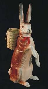 Image result for christmas vintage hare Easter Candy, Hoppy Easter, Vintage Easter, Vintage Christmas, Old Candy, Vintage Candy, Vintage Toys, Easter Parade, Holiday Candy